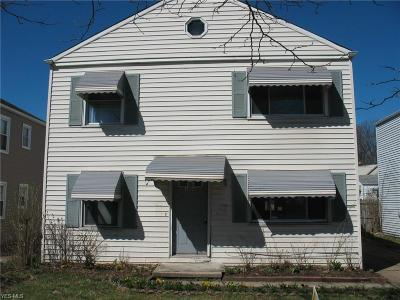 Cleveland Multi Family Home For Sale: 3806 West 117th St