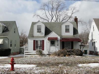 Maple Heights Single Family Home For Sale: 5134 Cato St