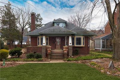 Rocky River Single Family Home For Sale: 21307 Lake Rd