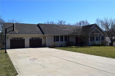 Single Family Home For Sale: 3912 Litho Ln