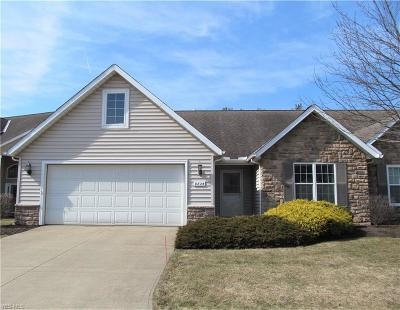 Olmsted Falls Condo/Townhouse For Sale: 8824 Morgans Run #4A