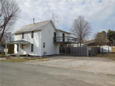 Perry County Single Family Home Active Under Contract: 12852 Township Road 1001