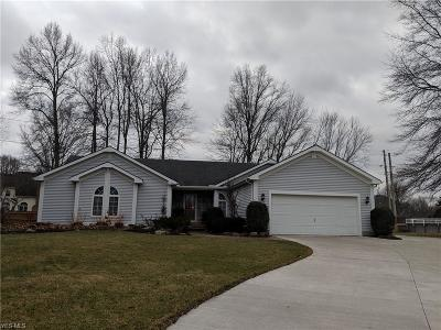 Elyria Single Family Home For Sale: 755 Kent Cir