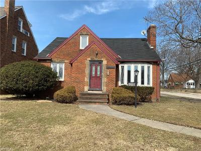 Cleveland Single Family Home For Sale: 16009 Throckley Ave
