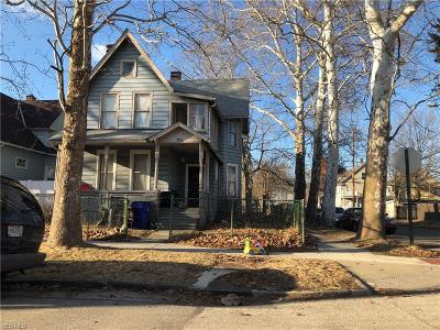 Cleveland Multi Family Home For Sale: 3202 Marvin Ave