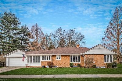 Bay Village Single Family Home For Sale: 30305 Lake Rd