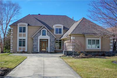 Avon Single Family Home For Sale: 4318 Royal St George Dr