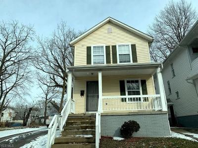 Cleveland Single Family Home For Sale: 687 East 126th St