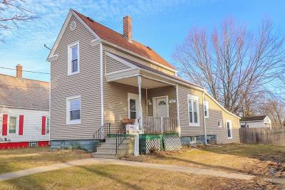 Elyria Single Family Home For Sale: 181 Spruce St
