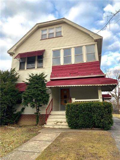 Cleveland Multi Family Home For Sale: 3309 West 127th St