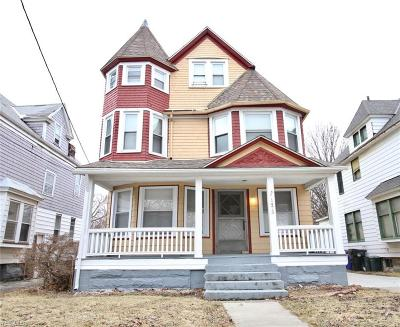 Cleveland Single Family Home For Sale: 1475 West 114th St