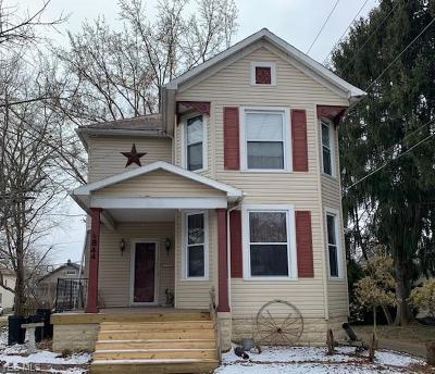 Zanesville Single Family Home For Sale: 844 Lenox Ave