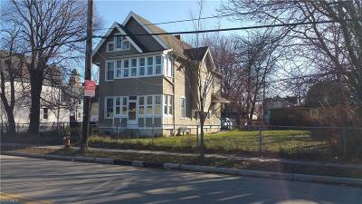 Cleveland Single Family Home For Sale: 6701 Madison Ave