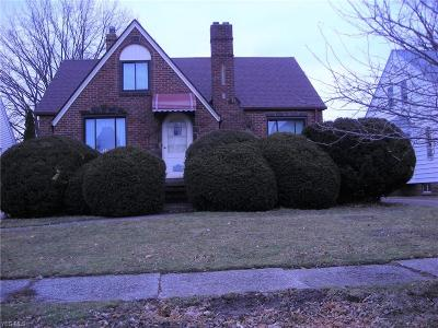 Cleveland Single Family Home For Sale: 2210 Schell Ave