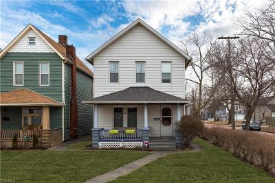 Single Family Home For Sale: 2857 West 14th St
