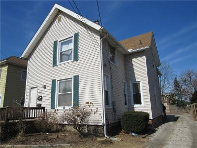 Lorain Multi Family Home For Sale: 1306 West Erie Ave