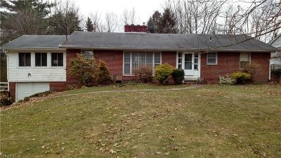 Medina County Single Family Home For Sale: 1216 High View Dr