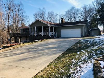 Perry County Single Family Home For Sale: 273 McKinley Avenue