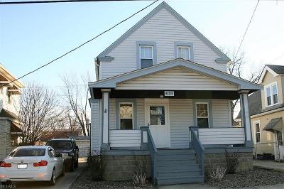 Cleveland Single Family Home For Sale: 4105 Clybourne Ave