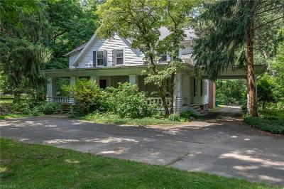 Willoughby Single Family Home For Sale: 4706 River Street