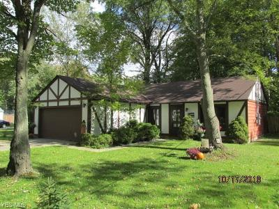 Single Family Home For Sale: 3305 Canterbury Rd