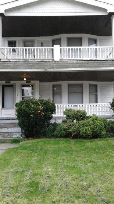Cleveland Multi Family Home For Sale: 12612 Brackland Ave