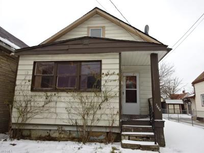 Cleveland Single Family Home For Sale: 3444 West 44th St