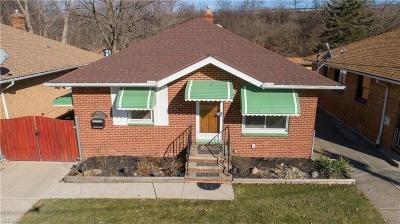 Cleveland Single Family Home For Sale: 4303 West 162nd St