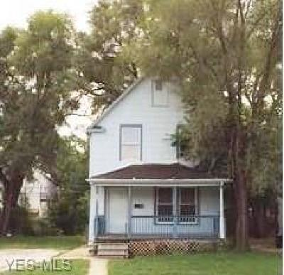 Lorain County Single Family Home For Sale: 1708 East 30th St