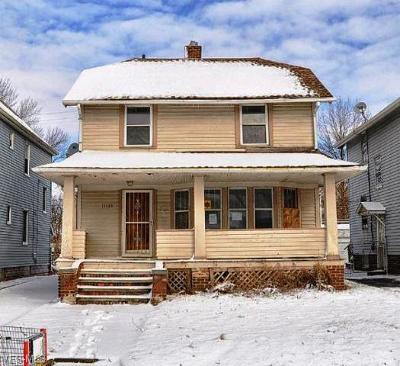 Cleveland Single Family Home For Sale: 11121 Continental Ave