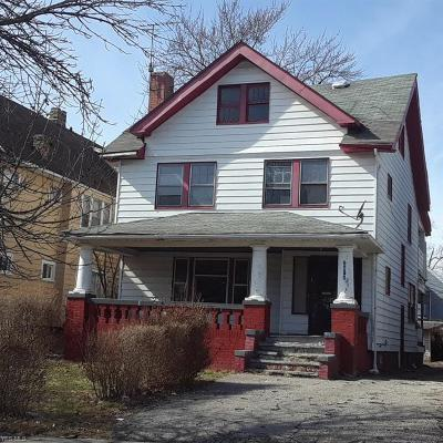 Cleveland Single Family Home For Sale: 3414 East 125th St