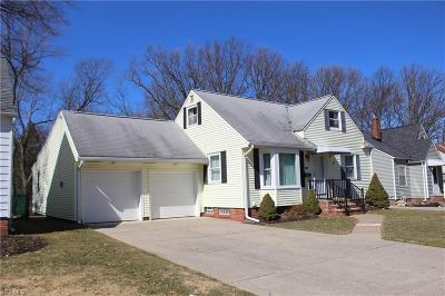 Single Family Home For Sale: 172 Beck Rd