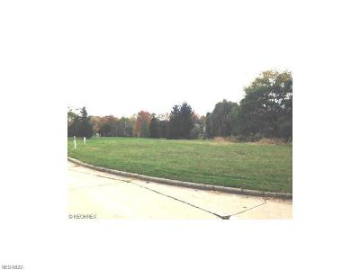 Medina County Residential Lots & Land For Sale: 2565 Nadine Cir
