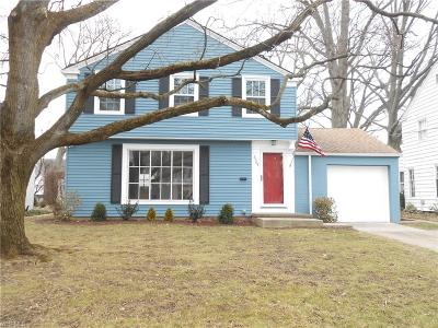 Rocky River Single Family Home For Sale: 2504 Gasser Blvd