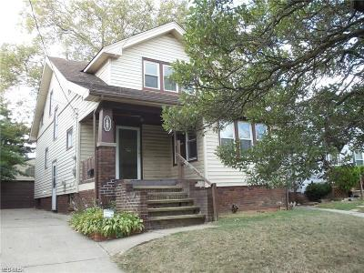 Cleveland Single Family Home For Sale: 11825 Cooley Ave
