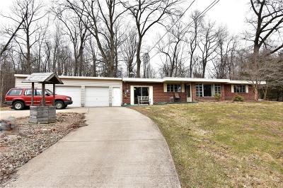 Hubbard Single Family Home For Sale: 7049 Pine Grove