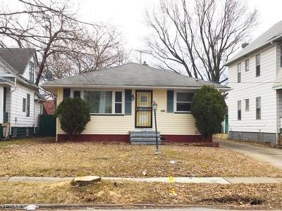 Cleveland Single Family Home For Sale: 14122 Sylvia Ave