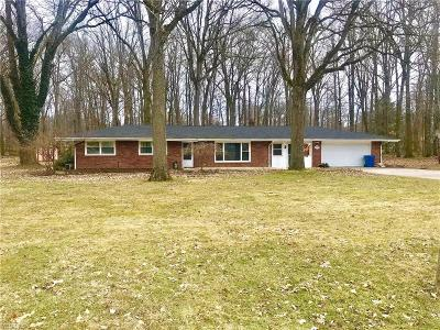 Boardman OH Single Family Home For Sale: $153,000