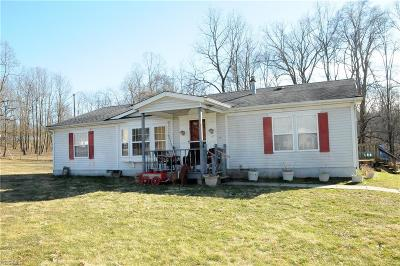 Norwich OH Single Family Home For Sale: $129,900