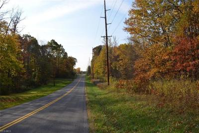 Medina County Residential Lots & Land For Sale: 8640 Harris Rd