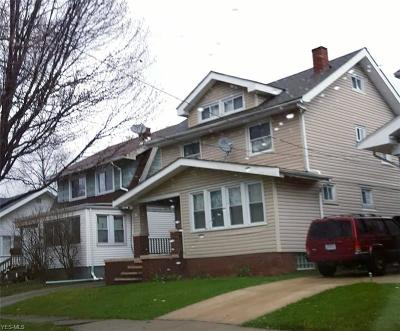 Cleveland Single Family Home For Sale: 3639 West 129th St