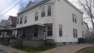 Cleveland Multi Family Home For Sale: 3210 Chestnutdale Ave