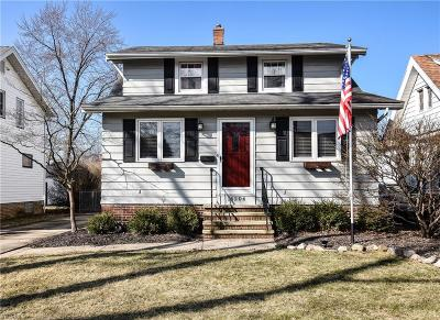 Cleveland Single Family Home For Sale: 16204 Ernadale Ave