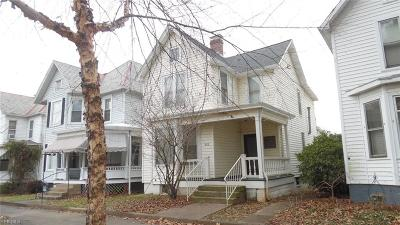 Marietta Single Family Home For Sale: 422 Front St