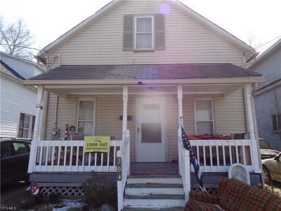 Lorain Single Family Home For Sale: 204 East 22nd St