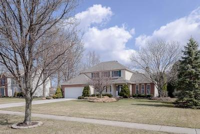 Avon OH Single Family Home For Sale: $345,000