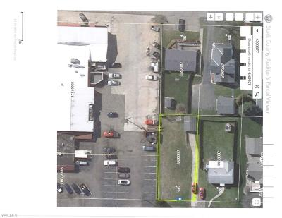 Massillon Residential Lots & Land For Sale: 135 Westland Ave Northwest