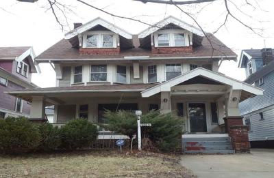Cleveland Single Family Home For Sale: 9009 Parmelee Ave