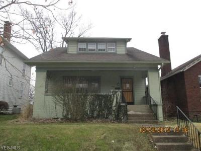 Zanesville OH Single Family Home For Sale: $64,900