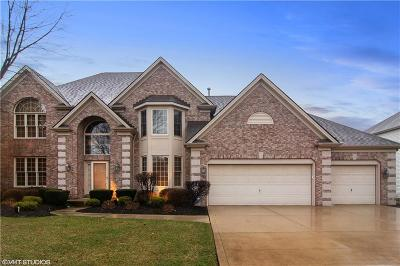 Strongsville OH Single Family Home For Sale: $374,800